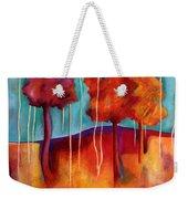 Orange Trees Weekender Tote Bag