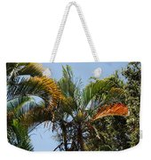 Orange Trees Weekender Tote Bag