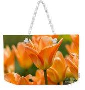 Orange Tulips 2 Weekender Tote Bag