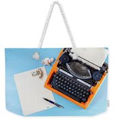 Letters To Remember Weekender Tote Bag