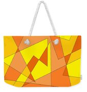 Orange You Banana Weekender Tote Bag