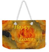 Orange You Lovely Easter Weekender Tote Bag