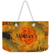 Orange You Lovely Mothers Day Weekender Tote Bag