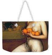 Oranges And Lemons Weekender Tote Bag