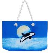 Orca Weekender Tote Bag