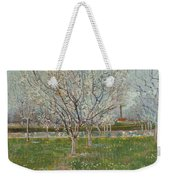 Orchard In Blossom Plum Trees Weekender Tote Bag