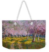 Orchard Light Weekender Tote Bag