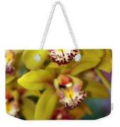 Orchid 11 Weekender Tote Bag