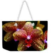 Orchid 15 Weekender Tote Bag