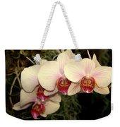 Orchid 19 Weekender Tote Bag