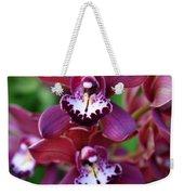 Orchid 20 Weekender Tote Bag