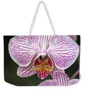Orchid 22 Weekender Tote Bag