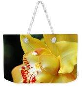 Orchid 24 Weekender Tote Bag