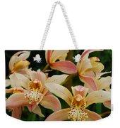 Orchid 255 Weekender Tote Bag