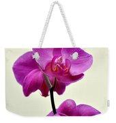 Orchid 26 Weekender Tote Bag