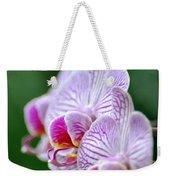 Orchid 30 Weekender Tote Bag