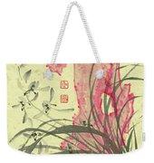Orchid - 30 Weekender Tote Bag