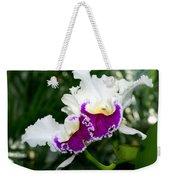Orchid 6 Weekender Tote Bag