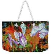 Orchid A Weekender Tote Bag