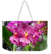 Orchid Aliceara Marfitch Weekender Tote Bag