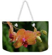 Orchid Aliveness Weekender Tote Bag