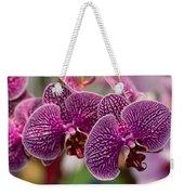 Orchid Ascda Laksi Weekender Tote Bag