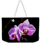 Orchid At Fairchild Gardens Weekender Tote Bag