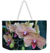Orchid Beauty Weekender Tote Bag