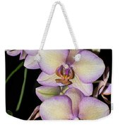 Orchid Blossoms I Weekender Tote Bag
