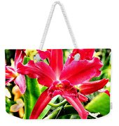 Orchid Cattlianthe Hybrid Weekender Tote Bag