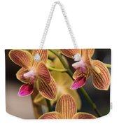 Orchid Chingruey's Goldstaff Weekender Tote Bag