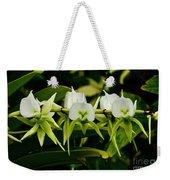 Orchid Choir Weekender Tote Bag