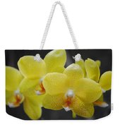 Orchid Family Weekender Tote Bag