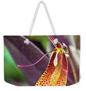 Orchid Flower - Restrepia Radulifera Weekender Tote Bag