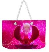 Orchid Genie Weekender Tote Bag