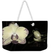 Orchid In Bloom Weekender Tote Bag