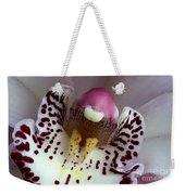 Orchid Like A Muzzle Weekender Tote Bag