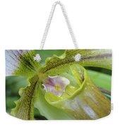 Orchid Love Weekender Tote Bag