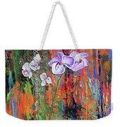 Orchid O Weekender Tote Bag