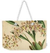 Orchid Odontoglossum Andersonianum Grenada  Weekender Tote Bag
