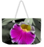 Orchid Of A Different Color Weekender Tote Bag