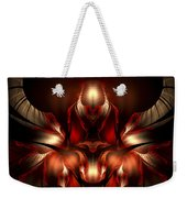 Orchid Of Love Weekender Tote Bag