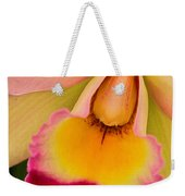 Orchid Painting Weekender Tote Bag
