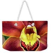Orchid Queen Weekender Tote Bag