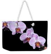 Pink Orchid I Weekender Tote Bag