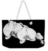 Orchid - Bw Weekender Tote Bag