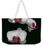 Orchid Sequence  Weekender Tote Bag