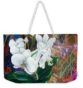 Orchid You Weekender Tote Bag