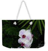 Orchids #1 Weekender Tote Bag
