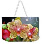 Orchids 35 Weekender Tote Bag